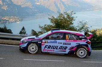 Claudio De Cecco, Jean Campeis (Hyundai i20 R5 #8, Motor In Motion), COPPA RALLY DI ZONA