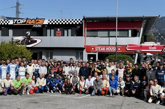 Foto di gruppo Finalisti ACI Sport Rally Cup 2019, COPPA RALLY DI ZONA
