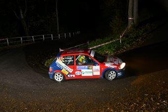 Paolo Iraldi, Marco Amerio (Peugeot 106 #148, Meteco Corse), COPPA RALLY DI ZONA