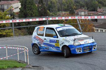 Enzo Oliani, Mirko Piazzini (Fiat Seicento #200), COPPA RALLY DI ZONA