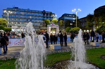 Piazza Cavour, Como, COPPA RALLY DI ZONA