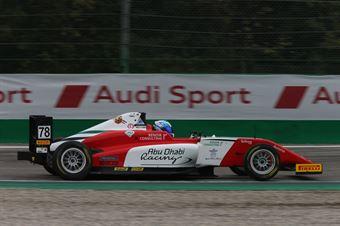 Hamda Al Qubaisi (Abu Dhabi Racing,Tatuus F.4 T014 Abarth #78), ITALIAN F.4 CHAMPIONSHIP POWERED BY ABARTH