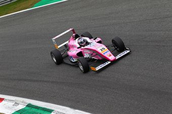William Alatalo (BWT Mucke Motorsport, Tatuus F.4 T014 Abarth #25), ITALIAN F.4 CHAMPIONSHIP POWERED BY ABARTH