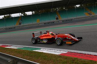 Lorenzo Ferrari (Antonelli Motorsport,Tatuus F.4 T014 Abarth #36), ITALIAN F.4 CHAMPIONSHIP POWERED BY ABARTH