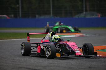 Stefan Fuertbaue (Jenzer Motorsport,Tatuus F.4 T014 Abarth #16), ITALIAN F.4 CHAMPIONSHIP POWERED BY ABARTH