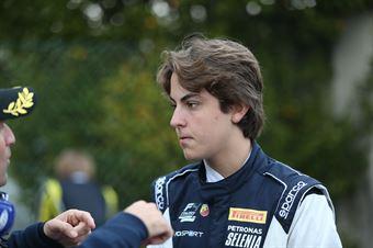 José Muggiati (Cram Motorsport,Tatuus F.4 T014 Abarth #38), ITALIAN F.4 CHAMPIONSHIP POWERED BY ABARTH