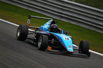 Emidio Pesce (Jenzer Motorsport,Tatuus F.4 T014 Abarth #18), ITALIAN F.4 CHAMPIONSHIP POWERED BY ABARTH