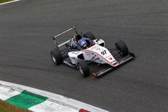 Roman Stanek (US Racing,Tatuus F.4 T014 Abarth #97), ITALIAN F.4 CHAMPIONSHIP POWERED BY ABARTH