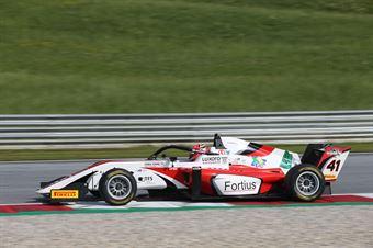 Raul Guzman (DR Formula,F3 Tatuus 318 A.R. #41), FORMULA REGIONAL EUROPEAN CHAMPIONSHIP