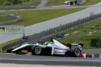 David Schumacher (US Racing,F3 Tatuus 318 A.R.#27), FORMULA REGIONAL EUROPEAN CHAMPIONSHIP