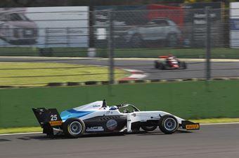 Alexandre Bardinon (Mas du Clos Racing,F3 Tatuus 318 A.R. #21), FORMULA REGIONAL EUROPEAN CHAMPIONSHIP