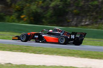 Joey Mawson (Van Amersfoort Racing BV,F3 Tatuus 318 A.R. 96), FORMULA REGIONAL EUROPEAN CHAMPIONSHIP