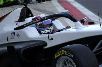 Marcos Siebert (US Racing,F3 Tatuus 318 A.R.#28), FORMULA REGIONAL EUROPEAN CHAMPIONSHIP