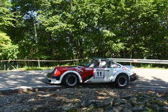 Lombardo Angelo,Livecchi Giuseppe(Porsche 911sc,Island Motorsport,#11), CAMPIONATO ITALIANO RALLY AUTO STORICHE