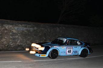 Lo Presti Beniamino,Zanella Flavio(Porsche 911sc,Scuderia Piloti Oltrepo,#48), CAMPIONATO ITALIANO RALLY AUTO STORICHE