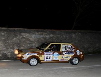 Delle Coste Luca,Regis Milano Franca(Fiat Ritmo 75,Rally & Co,#53), CAMPIONATO ITALIANO RALLY AUTO STORICHE