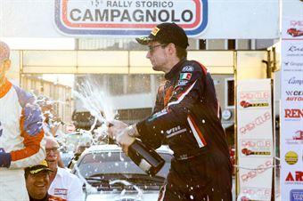 Festeggiamenti, CAMPIONATO ITALIANO RALLY AUTO STORICHE