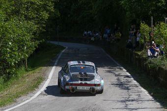 Rimoldi Roberto,Consiglio Roberto(Porsche 911 sc,Rally &co,#8), CAMPIONATO ITALIANO RALLY AUTO STORICHE
