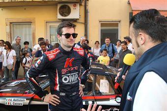 Battistolli Alberto, CAMPIONATO ITALIANO RALLY AUTO STORICHE
