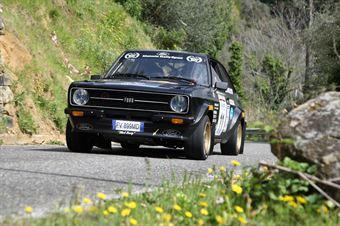 Volpato Enrico,Sordelli Samuele(Ford Escort MkII,Team Bassano,#11), CAMPIONATO ITALIANO RALLY AUTO STORICHE