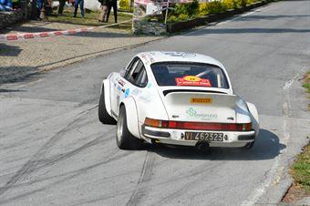 Mgm,Torlasco Marco(Porsche 911 Sc,Team Bassano,#19), CAMPIONATO ITALIANO RALLY AUTO STORICHE