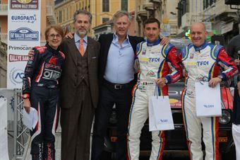 Premiazione Gnv, CAMPIONATO ITALIANO RALLY AUTO STORICHE