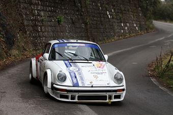 Lombardo Angelo,Li Vecchi Giuseppe(Porsche 911Sc,Island Motorsport,#20), CAMPIONATO ITALIANO RALLY AUTO STORICHE