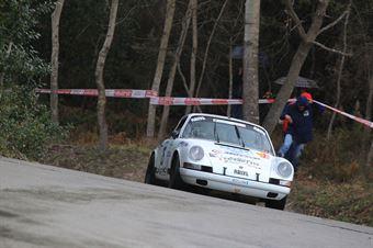 Dell Acqua Marco,Galli Alberto(Porsche 911 S,Rally&co,#25), CAMPIONATO ITALIANO RALLY AUTO STORICHE