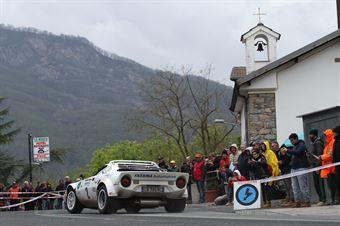 Toni Fassina,Verdelli Marco(Lancia Stratos,Key Sport Engeenering,#2), CAMPIONATO ITALIANO RALLY AUTO STORICHE