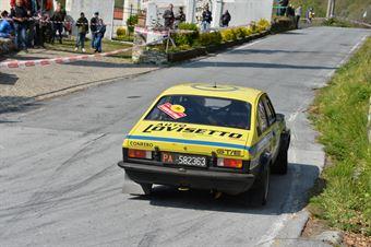 Lovisetto Danilo,Fino Ivan(Opel Kadet gte,Monselice Corse,#38), CAMPIONATO ITALIANO RALLY AUTO STORICHE