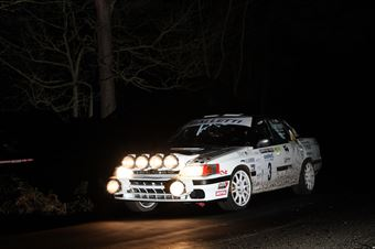 Riolo Toto,Rappa Gianfrancesco Maria(Subaru legacy,CST Sport,#3), CAMPIONATO ITALIANO RALLY AUTO STORICHE