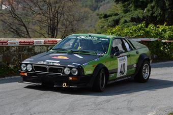 Botti Andrea,Navati Stefano(Lancia Beta Montecarlo,#40), CAMPIONATO ITALIANO RALLY AUTO STORICHE