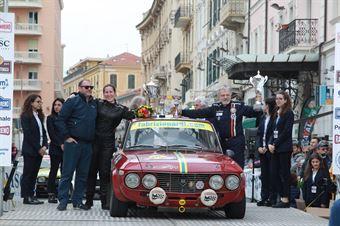 Pardi Fabrizio,Lertora Veronica(Lancia Fulvia Coupe,#42), CAMPIONATO ITALIANO RALLY AUTO STORICHE