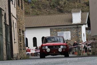 Salin Nicola,Protta Paolo(Lancia Fulvia Hf,Rally&co,#46), CAMPIONATO ITALIANO RALLY AUTO STORICHE