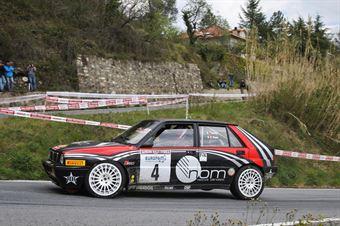 Lucky,Pons Fabrizia(Lancia Delta Integrale,Key Sport Engineering,#4), CAMPIONATO ITALIANO RALLY AUTO STORICHE