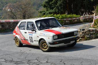 Bottazzi Alessandro,Guidotti Moreno(Fiat 127,#50), CAMPIONATO ITALIANO RALLY AUTO STORICHE