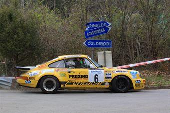 Bertinotti Marco,Rondi Andrea(Porsche 911 rsr,Rally&co,#6)), CAMPIONATO ITALIANO RALLY AUTO STORICHE