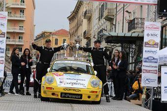 Bertinotti Marco,Rondi Andrea(Porsche 911 rsr,Rally&co,#6), CAMPIONATO ITALIANO RALLY AUTO STORICHE