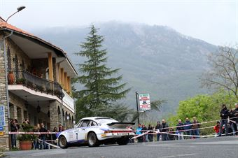 Negri Davide,Coppa Roberto(Porsche 911 Rs,Rally Club Team,#7), CAMPIONATO ITALIANO RALLY AUTO STORICHE