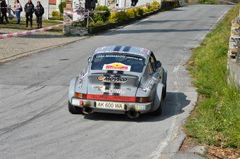 Rimoldi Roberto,Consiglio Roberto(Porsche 911 sc,Rally&co,#8), CAMPIONATO ITALIANO RALLY AUTO STORICHE