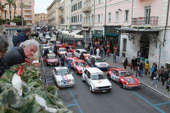 Arrivo, CAMPIONATO ITALIANO RALLY AUTO STORICHE
