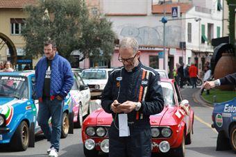 Consiglio Roberto, CAMPIONATO ITALIANO RALLY AUTO STORICHE