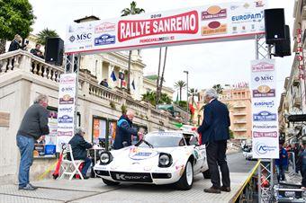 Start Fassina, CAMPIONATO ITALIANO RALLY AUTO STORICHE