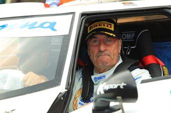 Toni Fassina, CAMPIONATO ITALIANO RALLY AUTO STORICHE