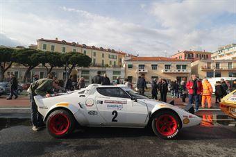 Fassina Toni, erdelli Marco(Lancia Stratos,Key Sport Engineering,#2), CAMPIONATO ITALIANO RALLY AUTO STORICHE