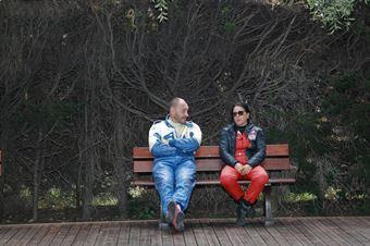 Soave Fiorenza al riordino, CAMPIONATO ITALIANO RALLY AUTO STORICHE