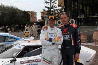 Toni Fassina,Lucky, CAMPIONATO ITALIANO RALLY AUTO STORICHE