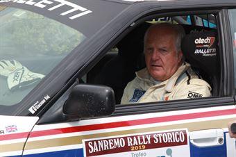 Valente Edoardo, CAMPIONATO ITALIANO RALLY AUTO STORICHE