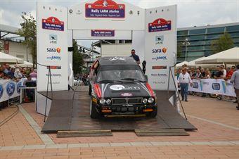 Lucky,Pons Fabrizia(Lancia Delta Integrale,Key Sport Engineering,#1), CAMPIONATO ITALIANO RALLY AUTO STORICHE
