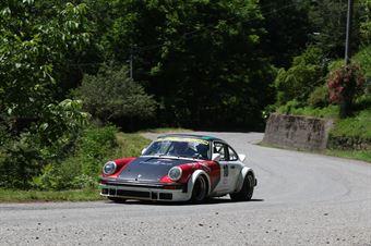 Lombardo Angelo,Livecchi Giuseppe(Porsche 91,Island Motorsport,#10), CAMPIONATO ITALIANO RALLY AUTO STORICHE
